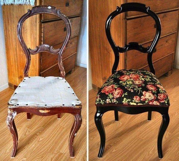 Переробка старих меблів своїми руками  ідеї 13f35f6fa5958