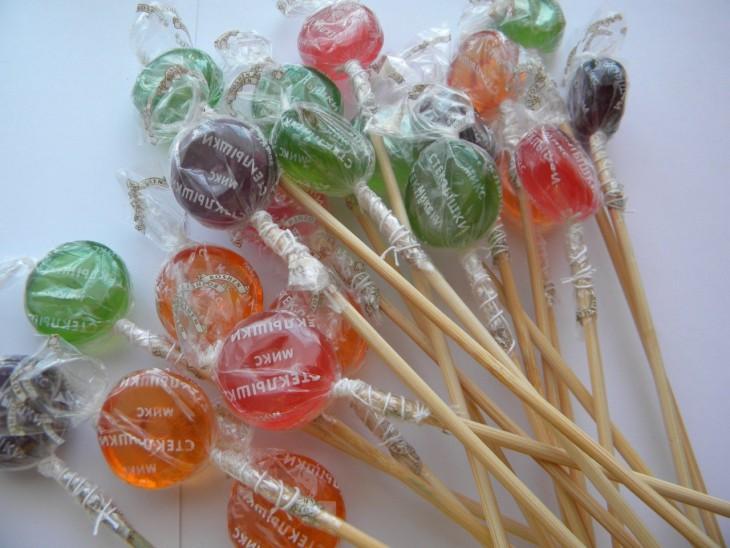 Как оформлять конфеты своими руками 36