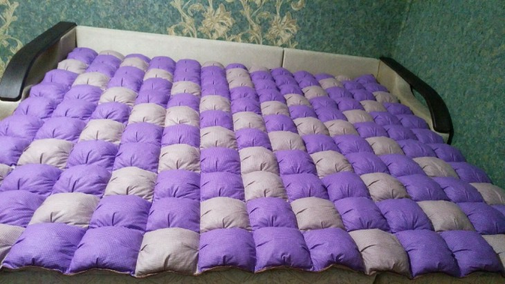 Ватное одеяло своими руками 99